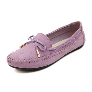 The new 2015 han edition bowknot of single shoes doug big yards for women's shoes