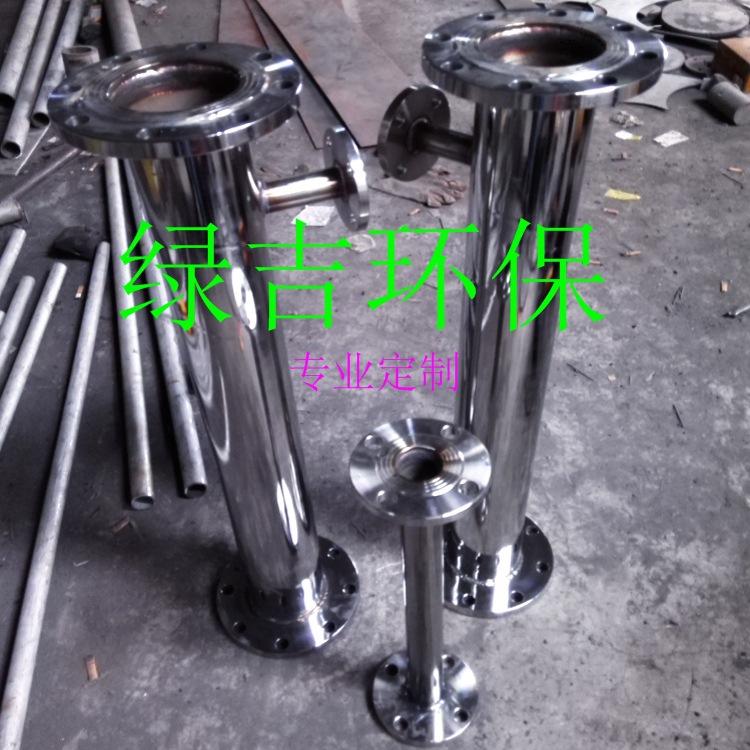 厂家直销 静态混合器 不锈钢管道混合器 搅拌均匀使用效果好图片