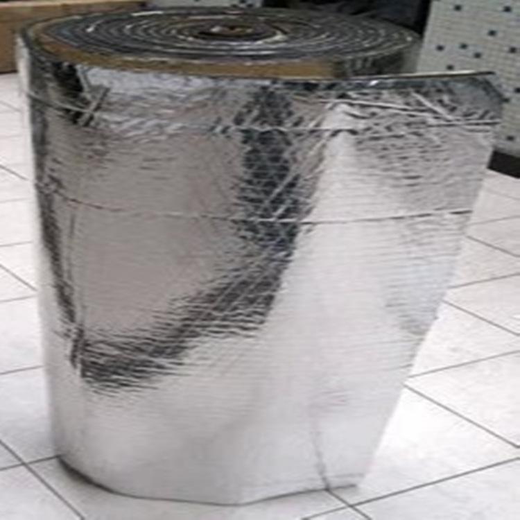 汽车隔音棉阻燃铝箔玻纤隔音棉吸音棉隔热棉汽车隔音材料图片