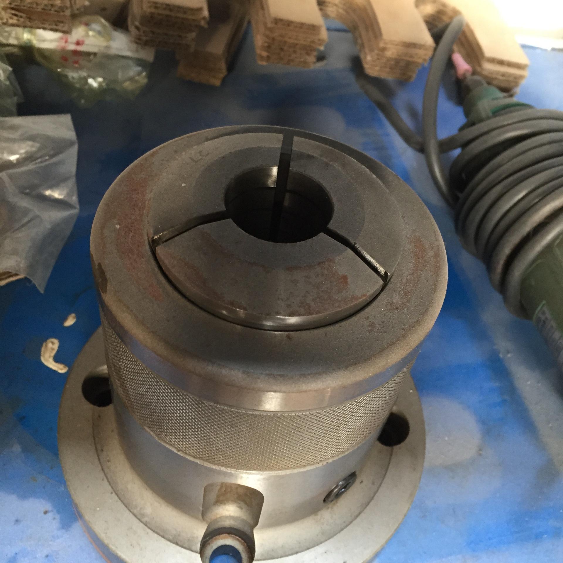 供应液压卡盘改造为液压筒夹头 更快捷方便地加工产品图片