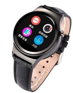 防水智能手表T3圆盘插卡触摸屏智能手表纳米钢化玻璃屏