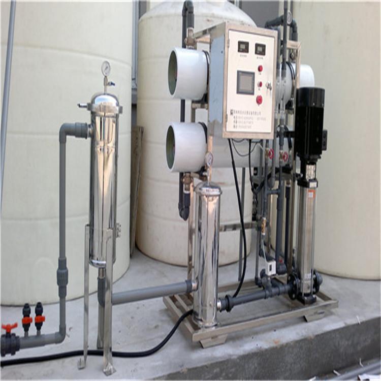2吨反渗透纯水设备 (7)