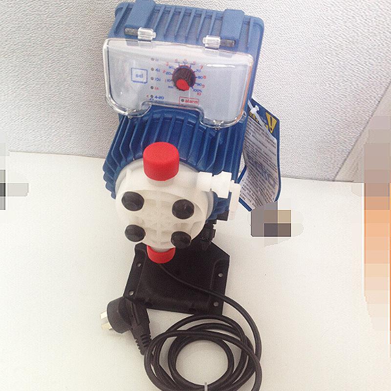 厂家直销 加药计量泵 意大利大功率直立式污水处理计量泵批发图片