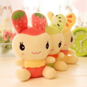 可爱兔子玩具图片