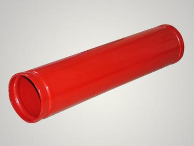煤矿用环氧树脂涂层复合钢管涂塑钢管图片