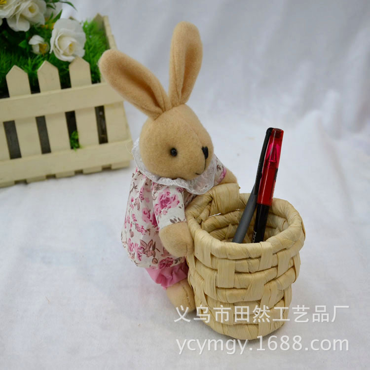 Supply gucci cornhusk series storage basket easter gift for Call the easter bunny phone number