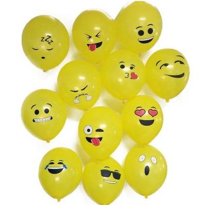 乳胶气球_12表情乳胶气球