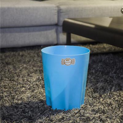 家用塑料垃圾桶_6008六角塑料垃圾桶