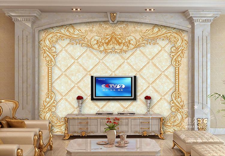 电视墙砖_盛 瓷砖大理石背景墙