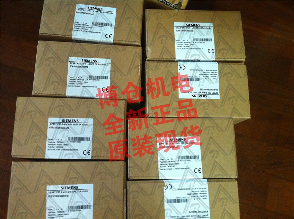 西门子正品定位器6DR52100EN000AA0图片