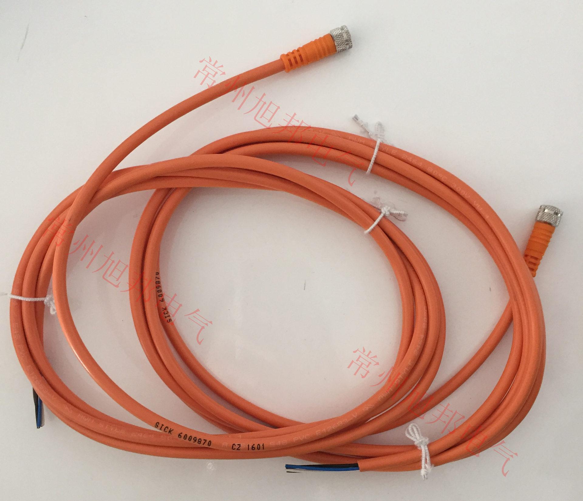 德国SICK插头电缆DOL0804G02MM8直头全新原装正品请询价图片