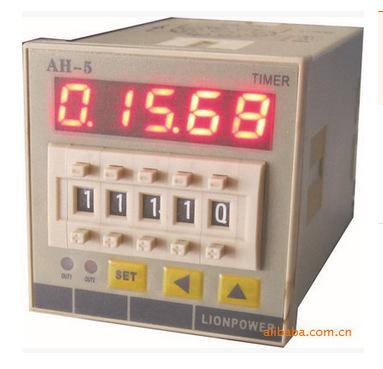 广东狮威 厂家 供应 系列多功能拨码定时器价格优图片