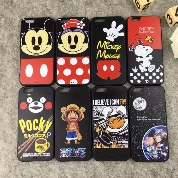 账号手机iphone6plus手机壳浮雕6S黑苹果二合华为卡通磨砂退出能v账号不图片