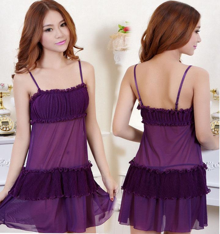性感吊带性感紫色性感欧美性感情趣内衣睡衣俱乐部电影