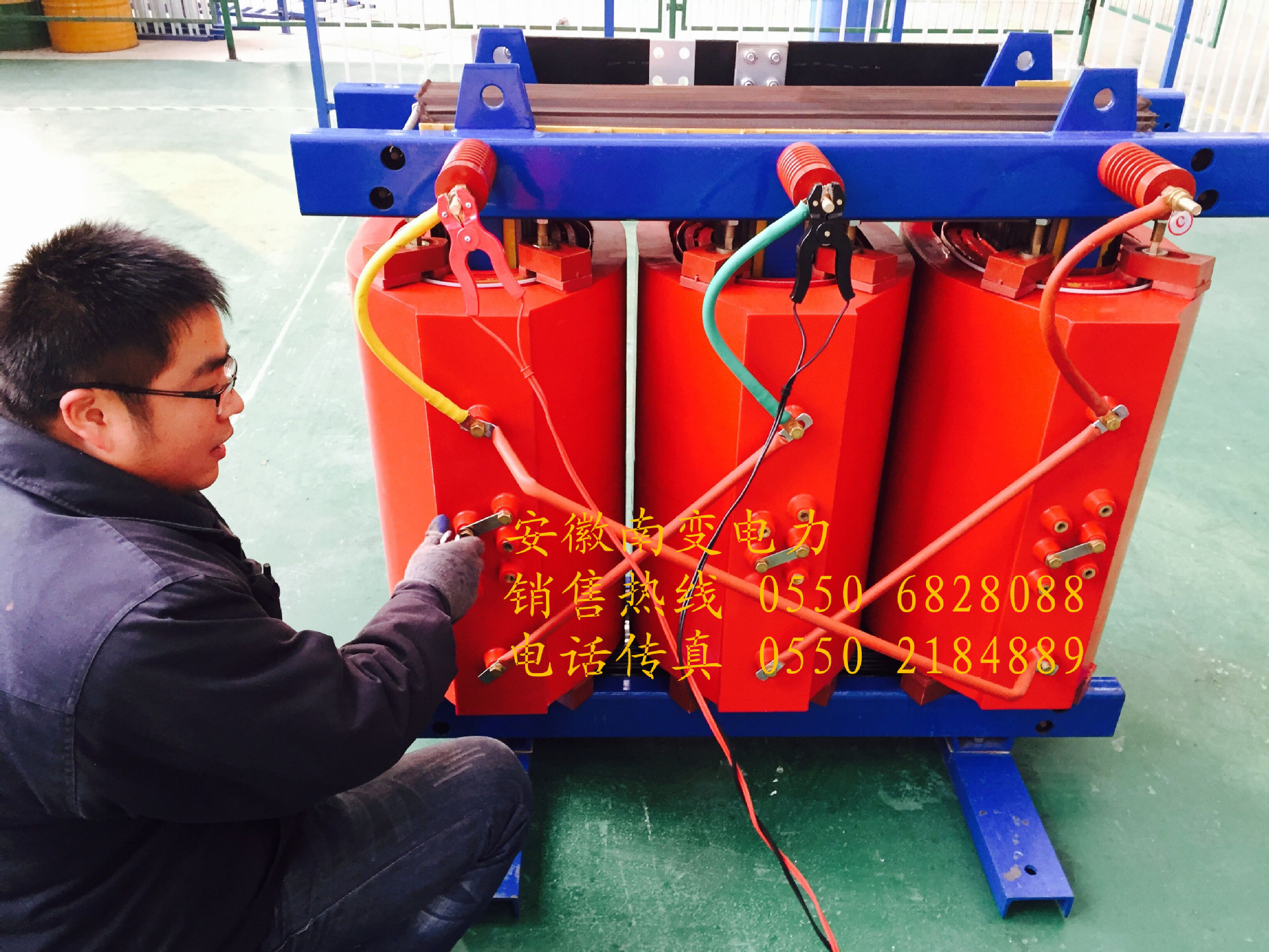 SCB105001004环氧树脂浇筑干式变压器图片