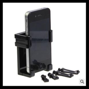 车载出风口手机支架可伸缩导航支架汽车用空调出风口手机夹座批发