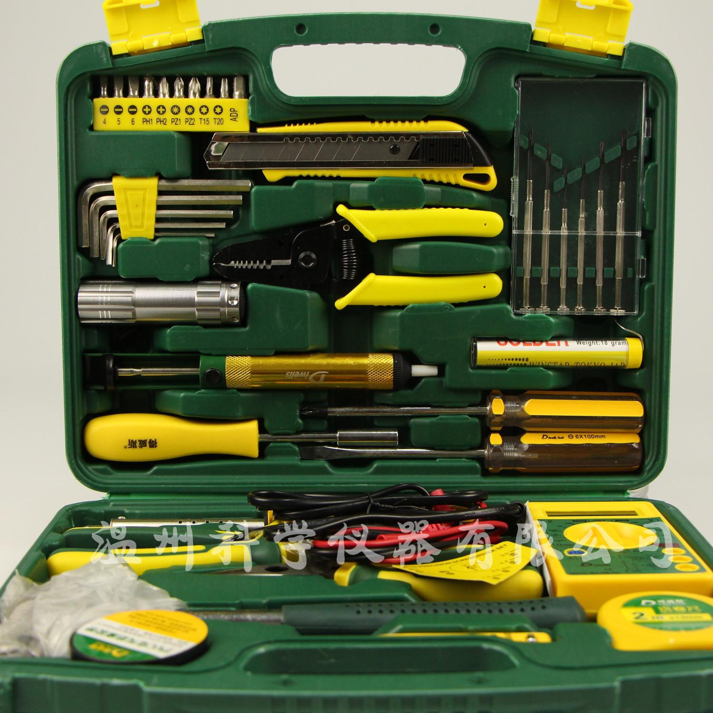 五金工具_手动五金工具套装木工电动工具箱家用