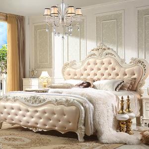 【新款欧式床】新款欧式床价格/图片