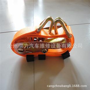 商品车捆绑带 5吨钢架 汽车紧绳器 2.5米 专用紧绳器 轿车捆绑带