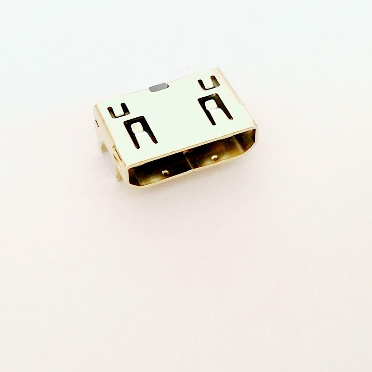 厂家直销连接器高清插座HDMI 母座 C