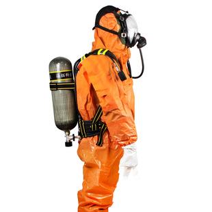 批发海拓X-F-20自给开路式安全急救6.8L碳纤维瓶正压式空气呼吸器