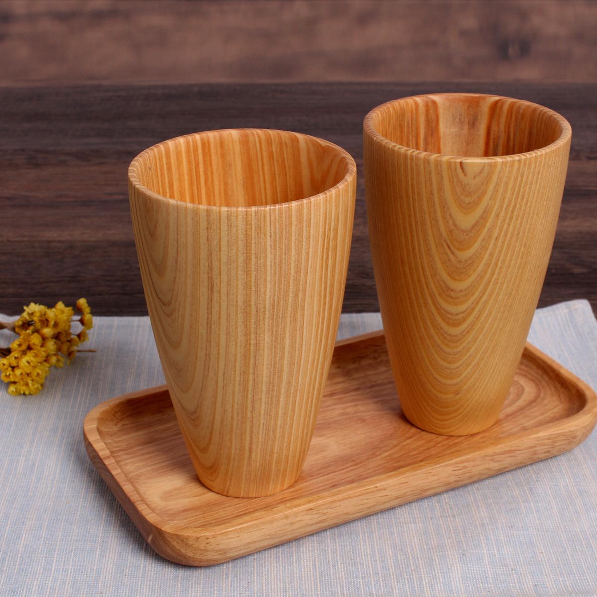 Как сделать деревянную кружку кружка из дерева Hand-made 77