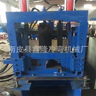 液压驱动Z型钢檩条机/彩钢设备生产厂家金属彩钢成型冷弯机