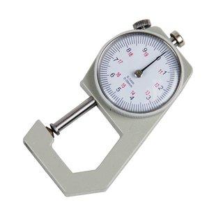 测厚仪(尖头)外径千分尺分厘卡螺旋测微器微米尺0-20*0.1MM