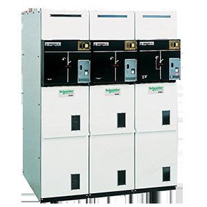 施耐德SM6-DM1断路器单元12KV环网柜开关柜