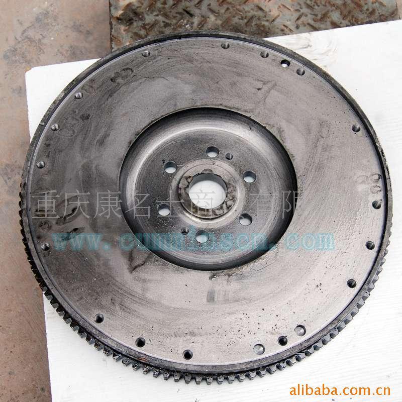 水泥搅拌车飞轮总成 水泥搅拌车用的NT855康明斯发动机飞轮4913565