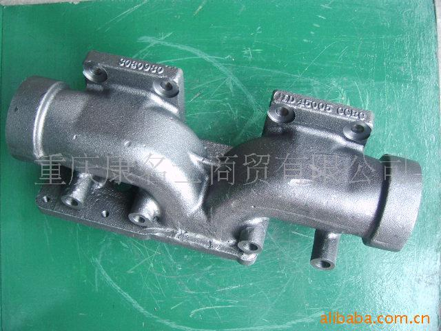 M11 cummins exhaust manifold 3084656 for Construction Machinery engine SO20217
