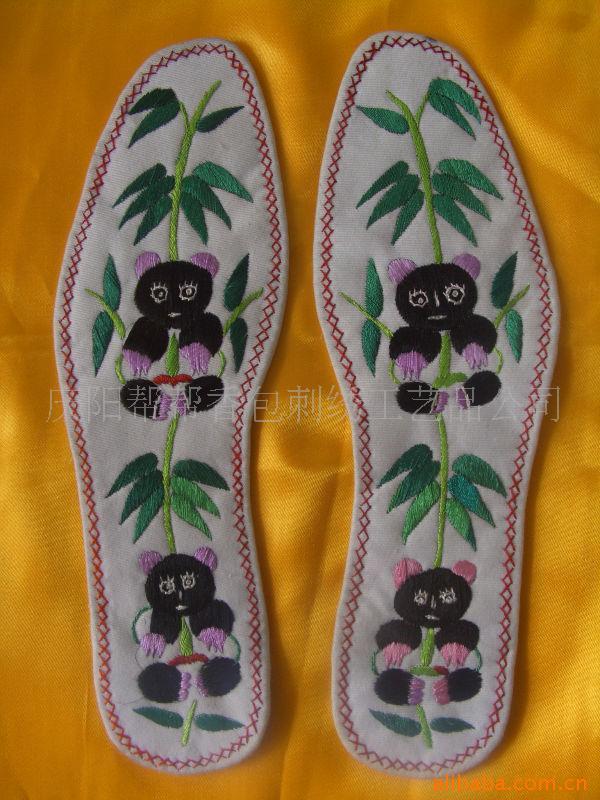 庆阳纯手工绣花鞋垫 12生肖 -价格,厂家,图片,布艺工艺品,张志英