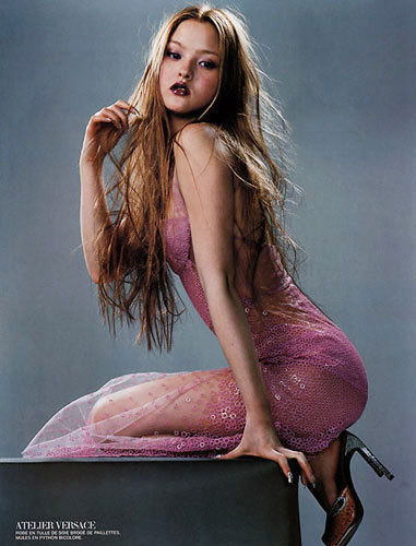 Mr.Cool ICE Tattoos Devon Aoki Sin City's