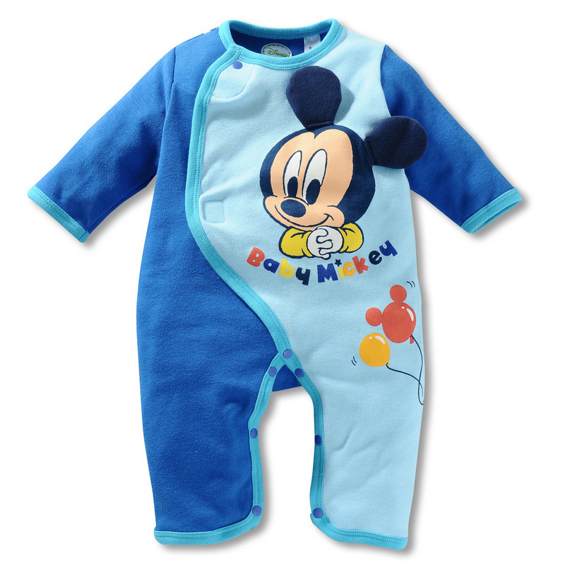 Newborn Baby Boys Girls Disney Animal Bodysuit Outfit ...